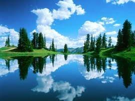 Alpine Lake, Gunnison National Forest, Colorado wallpaper from www.freewallpaperstock.com