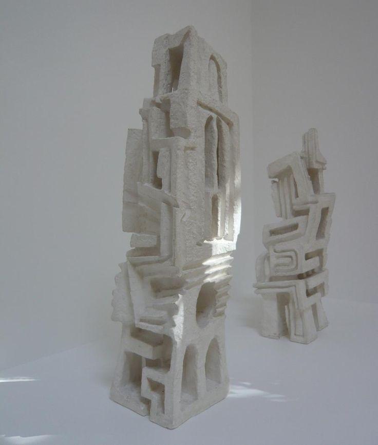 Ossip Zadkine - Sculptures pour l'architecture   Musée Zadkine