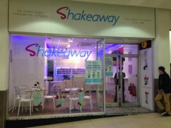 Shakeaway, Southend On Sea