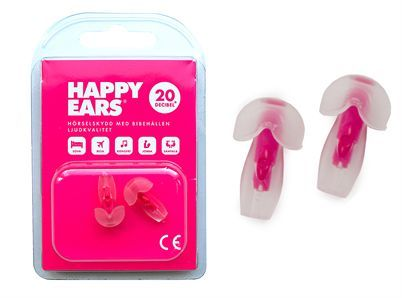 Öronproppar Happy Ears | Happy Ears | Filmklippet | Designtorget