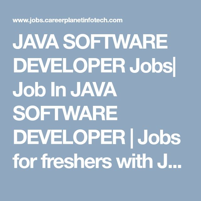 Vb Programmer Resume Java Software Developer Jobs Job In Java - vb programmer resume