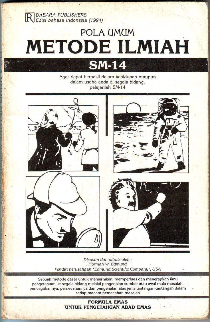 """The scientific method """"SM-14"""""""