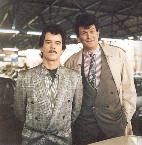 Wout en Chris Konijn, handelaren in tweedehands auto's