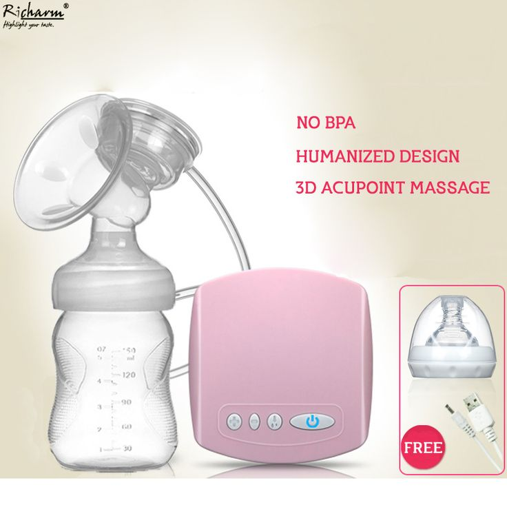Otomatis Mamadeira Susu Pompa Merek Pompa Payudara Listrik Hisap Pompa Payudara Pembesar Kit Botol Susu USB Milksucker Alami