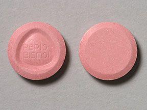 Pepto-Bismol 262 mg