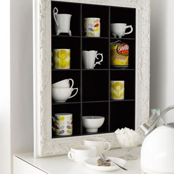 picture frame storage