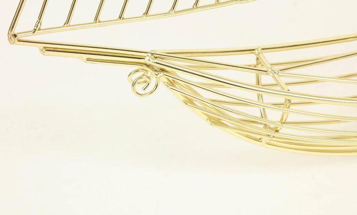 Большие Подписал Кертиса Джере Полированная Латунь Скульптура Лодка, Парус, 8