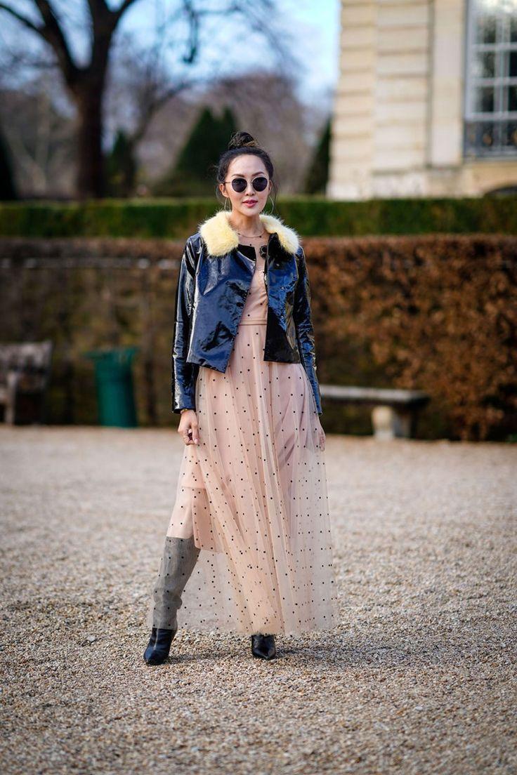 The Tulle Dress