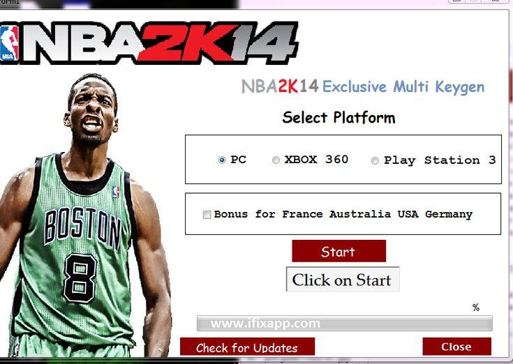 download nba 2k14 cd key generator