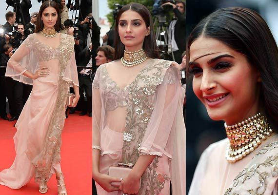 Make a red carpet way for sonam kapoor, cannes 2016. Sonam kapoor's smoky hot appeal at red carpet, ready to rock cannes 2016!