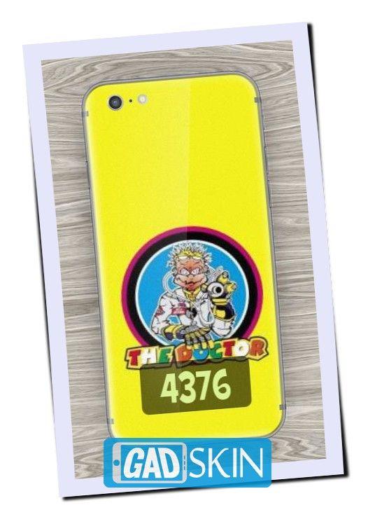 http://ift.tt/2cSXoR6 - Gambar Crazy Doctor 46 Yellow ini dapat digunakan untuk garskin semua tipe hape yang ada di daftar pola gadskin.
