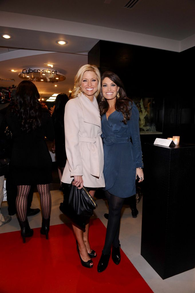 Kimberly Guilfoyle & Ainsley Earhardt