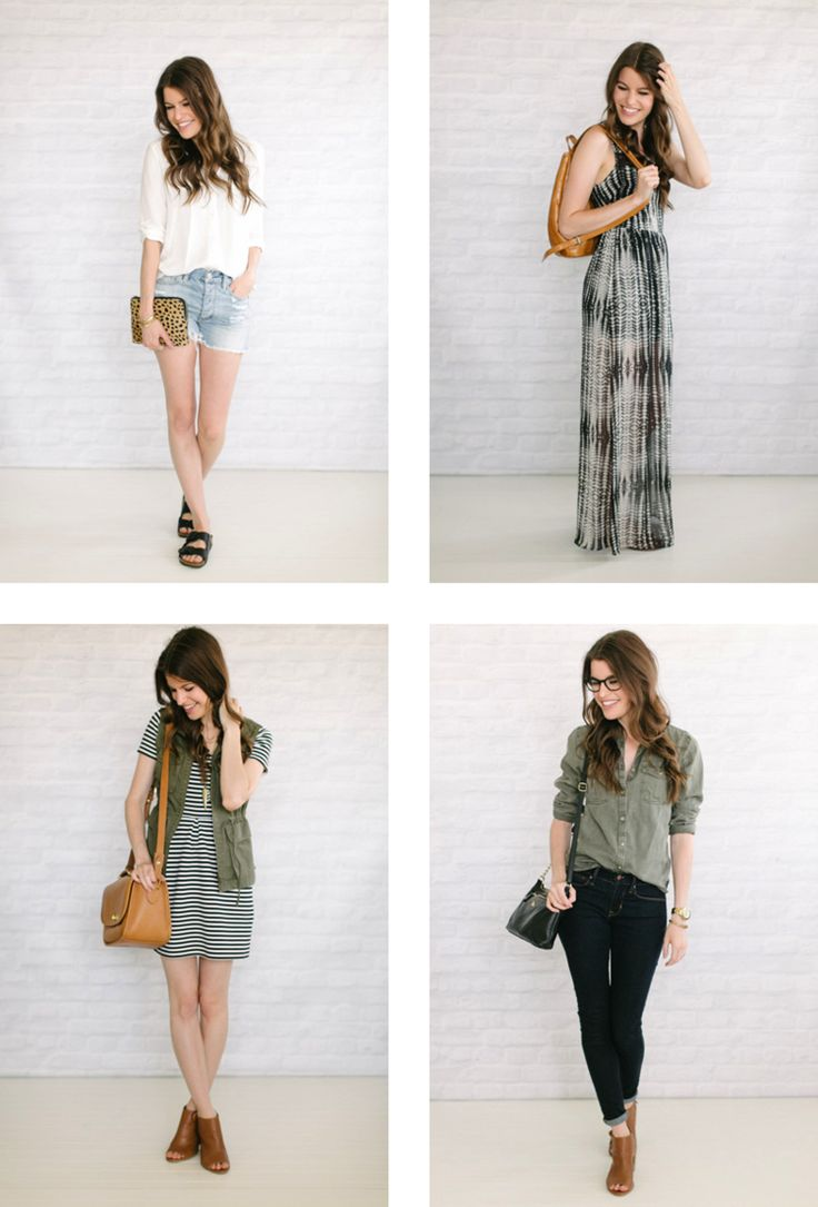 1000+ Ideas About Capsule Wardrobe Summer On Pinterest