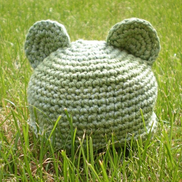 Squishy Chocolate: Little Bear preemie baby hat - Free ...