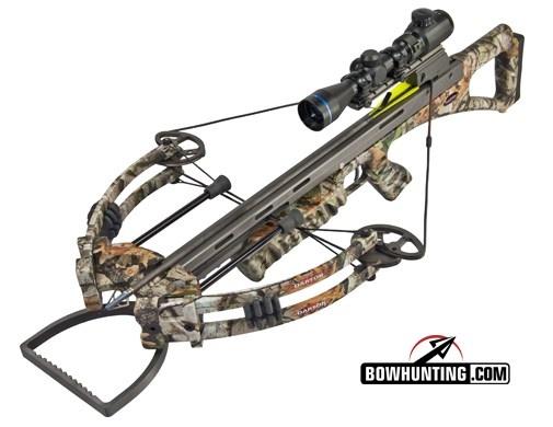 Horton Blackhawk Crossbow Specifications