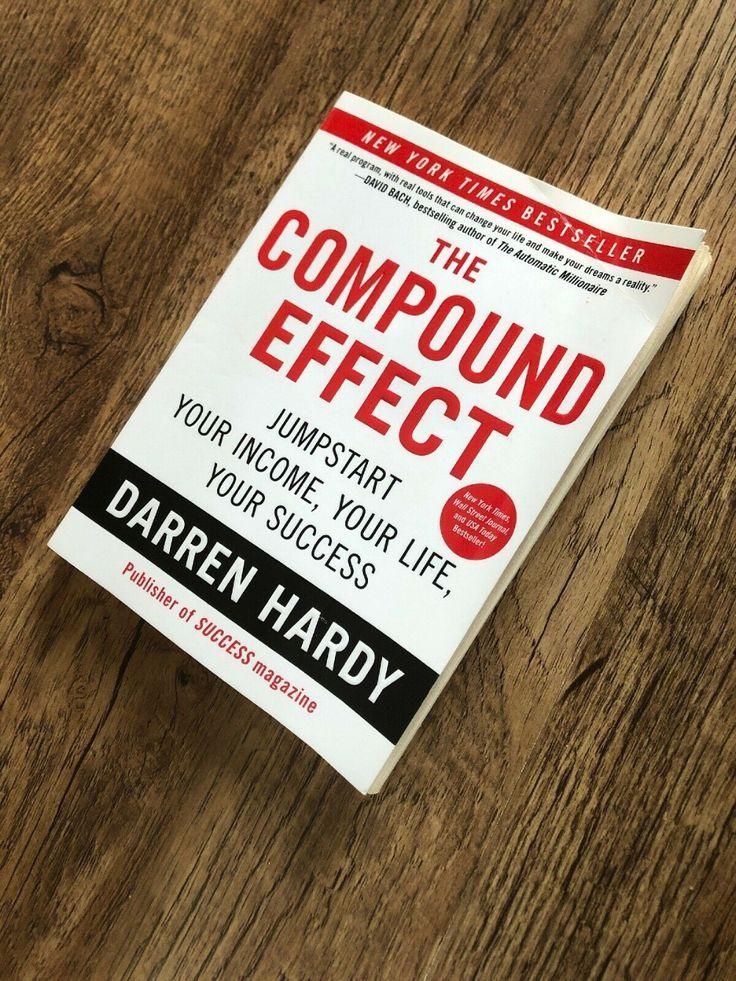 Dettagli su The Compound Effect by Darren Hardy (Paperback