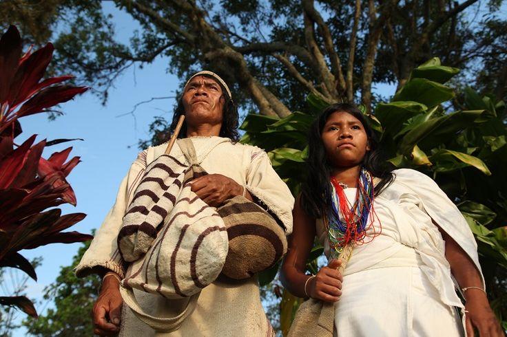 'They want to show us a thinking, feeling Earth' - Kogi Mama