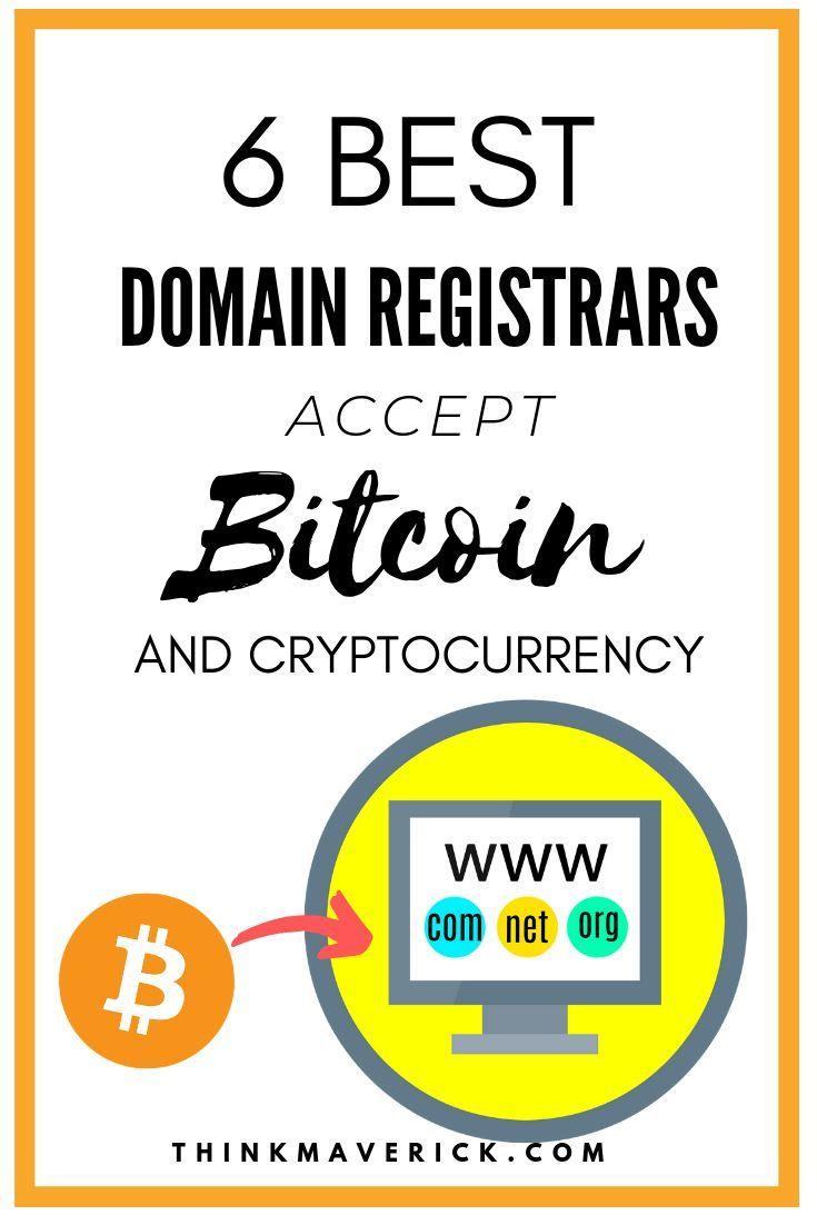 Domain registrars that accept bitcoins mantes vs nantes betting expert foot