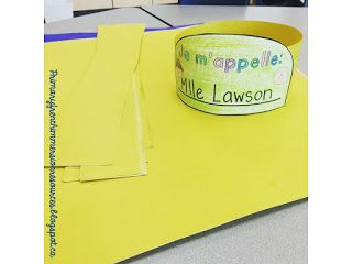 Classroom set up! - Primary French Immersion Resources