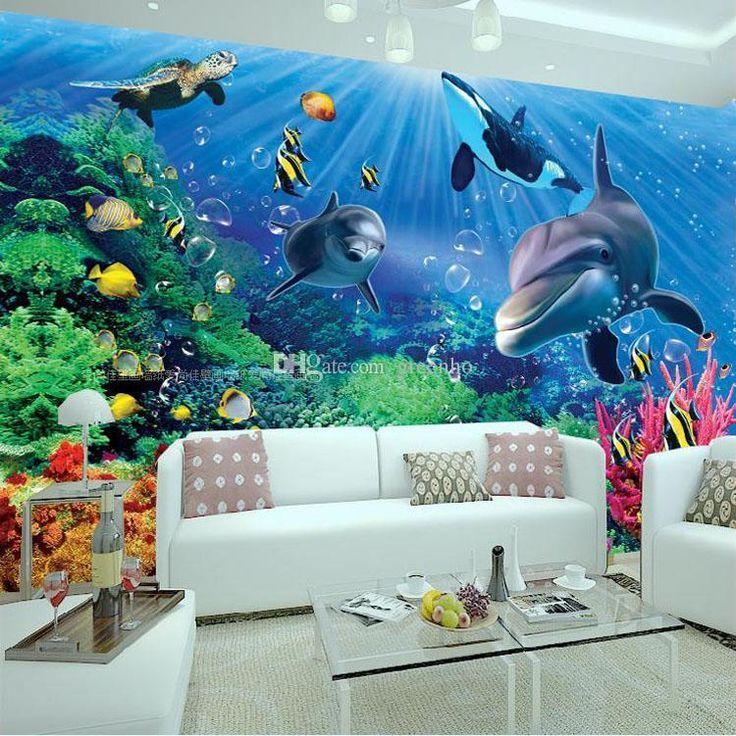 Home Design 3d Keeps Crashing: 19 Best Mural Water Images On Pinterest