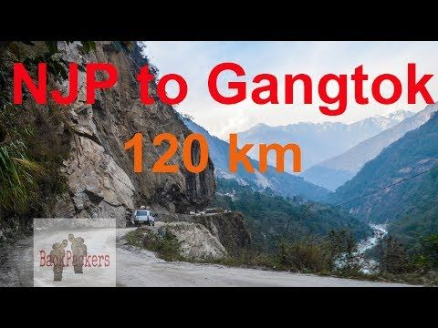 Backpackers: Gangtok By Road (Shared jeeps)