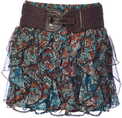 rue 21 skirt!  have this skirt only different print!!!