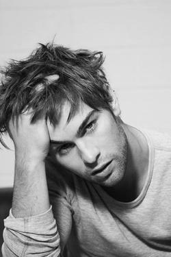 He's a dork in Gossip Girl but ok I'll pin him.  :P