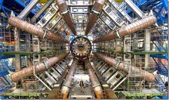 Colisor de Hadrons em Genebra