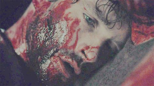 "Hannibal season3 ""The Wrath of the Lamb"" FINALE - Will Graham (aka Hugh Dancy)"