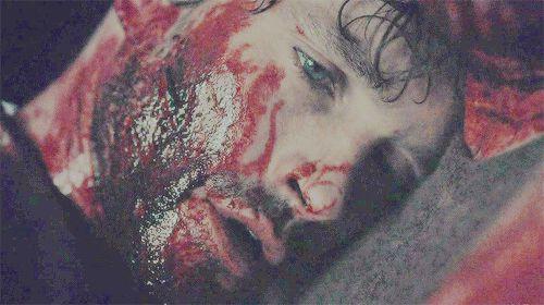 "Hannibal season3 ""The Wrath of the Lamb"" FINALE - Will Graham (aka Hugh Dancy)"