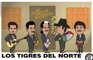 Tigres del Norte by jimjimfuria