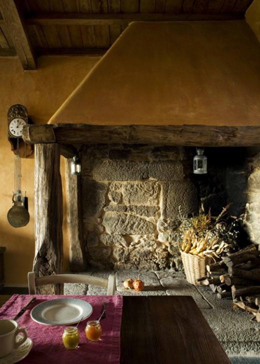 Casa y campo luces de galicia casas r sticas pinterest - Casas rusticas galicia ...