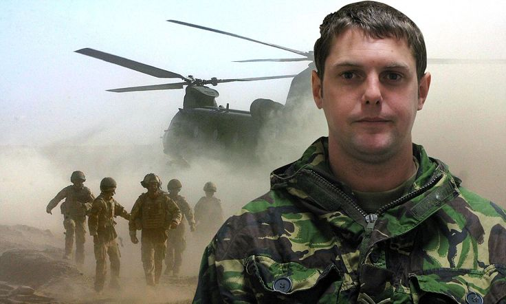 Lance Sergeant Dan Collins: Afghanistan hero who could bear the horrors of war no longer | Daily Mail Online
