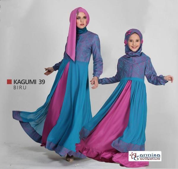 Jual beli Baju Gamis Couple Ibu dan Anak Ethica Couple KAGUMI 39 BIRU di Lapak Aprilia Wati - agenbajumuslim. Menjual Baju Muslim Couple - NEW ARRIVAL Ethica Couple Mom & Girl  Keterangan: Gamis Dewasa KAGUMI 39 BIRU Gamis Pesta Mewah dan Elegant   Material : JQ EA, SATEN MAXMARA, CERUTTI  Harga : Size S,M,L = Rp 369.500; Size XL = Rp 379.500  Gamis Anak OSK 67 Biru Baju Gamis Anak Ethica  Gamis anak terbaru Ethica, lebih cute, modis dan girly untuk buah hati bunda.. .   Ba...