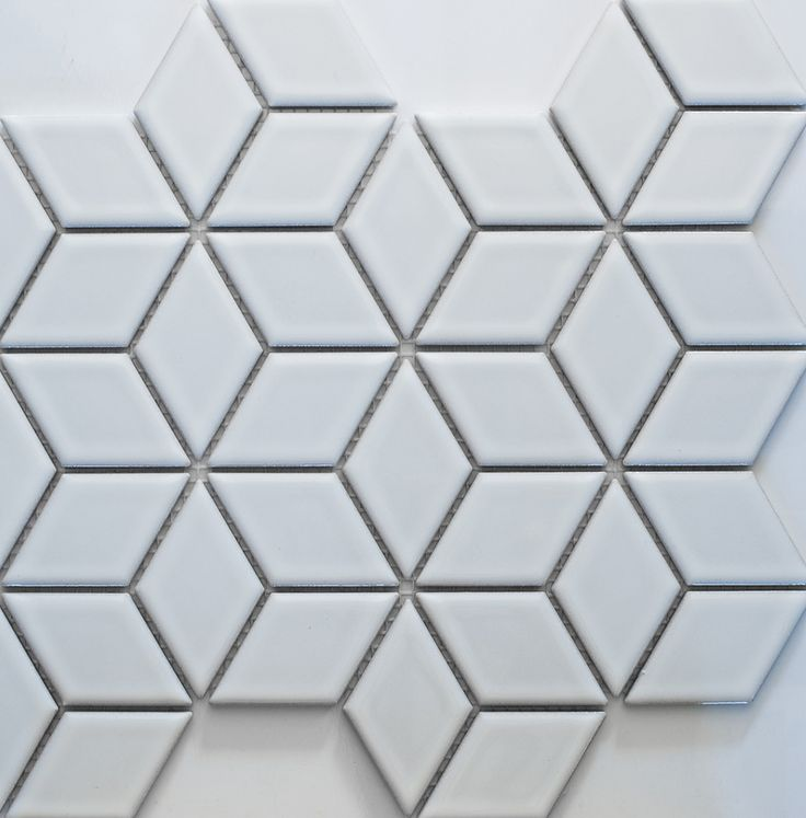 Academy Tiles - Ceramic Mosaic - Diamond Mosaic - 83408