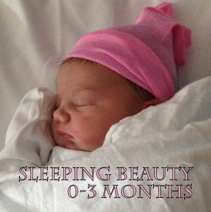 slepping beauty baby infant - photo #20