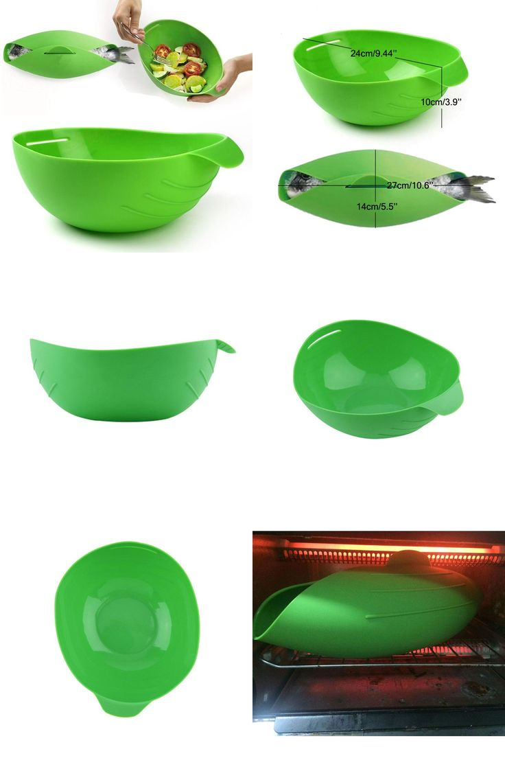 [visit To Buy] Filbake Silicone Folding Bowl Kitchen Cook Tools Microwave  Oven Steamer Roaster