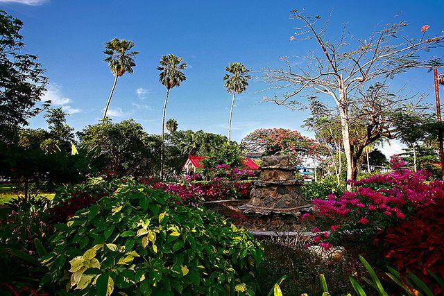 Promenade Gardens - Georgetown, Guyana