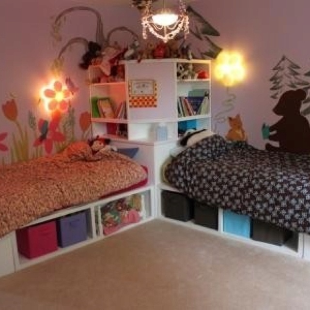 2 Kids Bedroom Ideas King Bedroom Sets Under 1000 Bedroom Ideas Red And Grey 2 Bedroom Apartment Plan Layout: 1000+ Ideas About Single Beds On Pinterest
