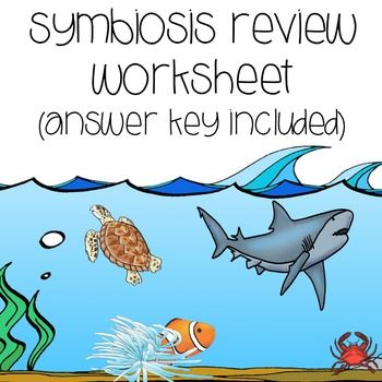 Symbiosis Review Worksheet | Worksheets, This or that ...
