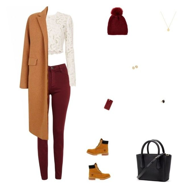 """""""❤️💛"""" by celmad on Polyvore featuring AG Adriano Goldschmied, A.L.C., The 2nd Skin Co., Timberland, Missguided, Kyi Kyi, Marni, Magdalena Frackowiak and BaubleBar"""