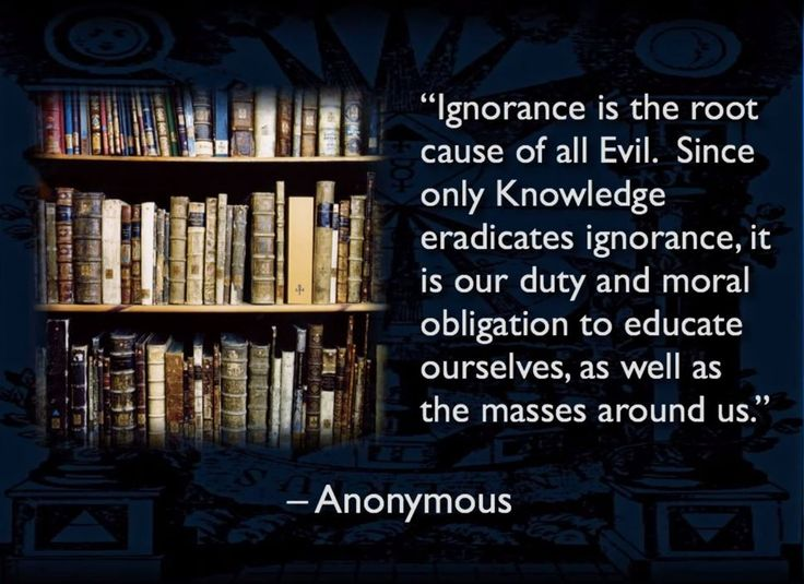ignorance is the root cause of Rca methods compared there are many tools and methods that people refer to as root cause  conventional wisdom leads to stasis and a dedication to ignorance.