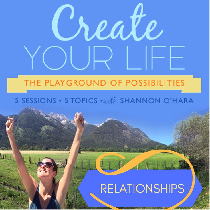 In this Create Your Life - The Playground of Possibilities class, we will be addressing, learning and exploring creating our lives through these 5 topics.    If you had a happy body, what would your life be like?   If you had peace and ease