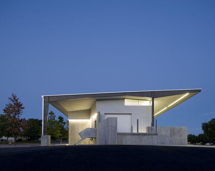 Gallery of Cox Communications Distribution Center / el dorado - 1