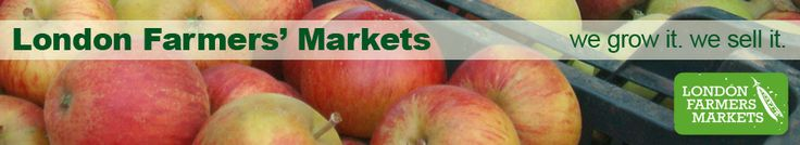London farmers markets list