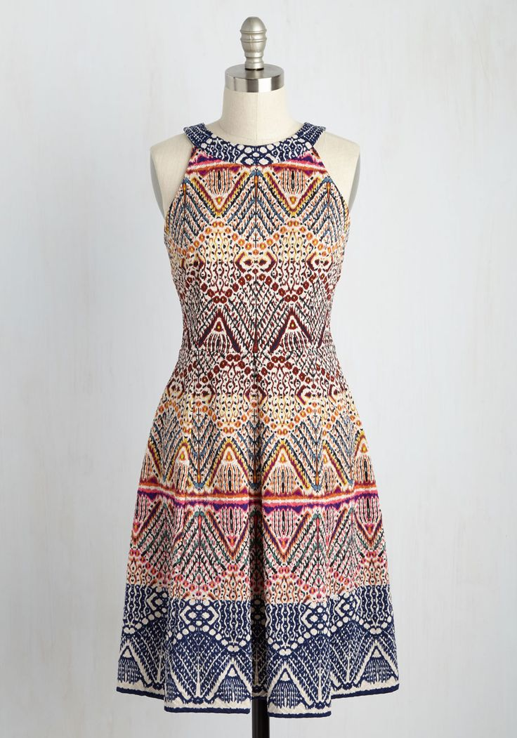 Color at Your Girl Dress