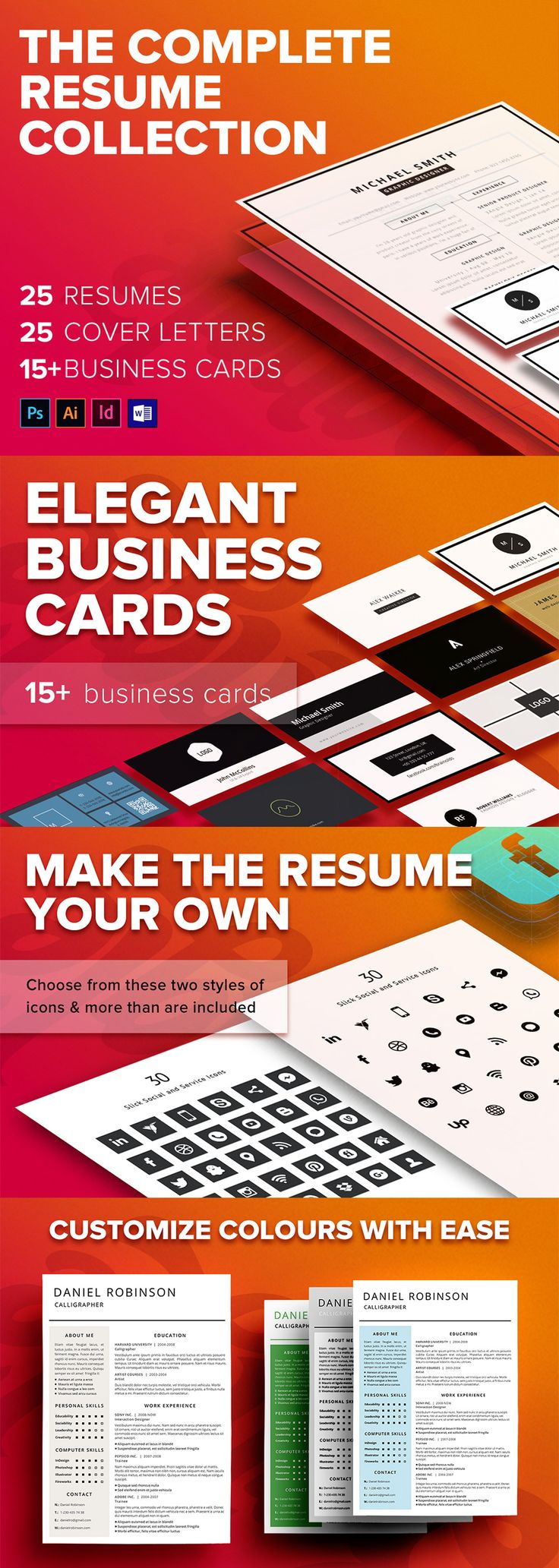 19 Best Business Design Resources Images On Pinterest Powerpoint Bridge From Ceo Pack The All Purpose Modern Bundle