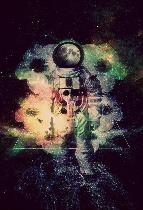 There has always been a place in my heart for space travel. My Dream is to touch the moon, and see the stars - Space