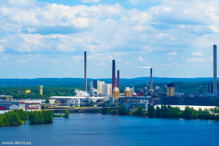 #DidYouKnow that Stora Enso is the oldest limited liability company in the world? The first share of the company dates back to 1288.  Stora Enso pulp and paper factory in #Varkaus town. #StoraEnso #Paper #Factory #pulp #city #topview #viewfromthetop #cityview #citylife #lake #sky #clouds #manufacturing #citylandscape #landscape #landscape_captures #building #buildings #urbanlife #cityscape #tower #towers #town #bluesky #pipes #olympus #photo