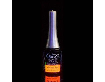Orange fluo - smalto gel semipermanente - soak off